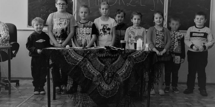 Andrzejkowe wróżby wSzkole Podstawowej wKosowach….