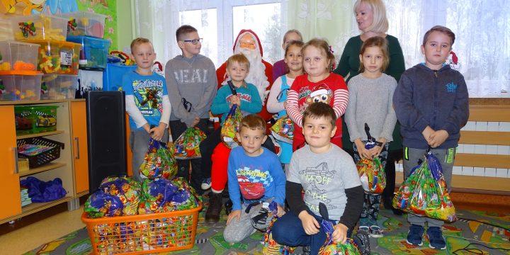 Dobry Św. Mikołaju wszystkie dzieci Cię kochają…