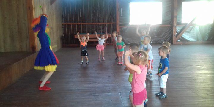 Dzień Dziecka wPrzedszkolu wKosowach