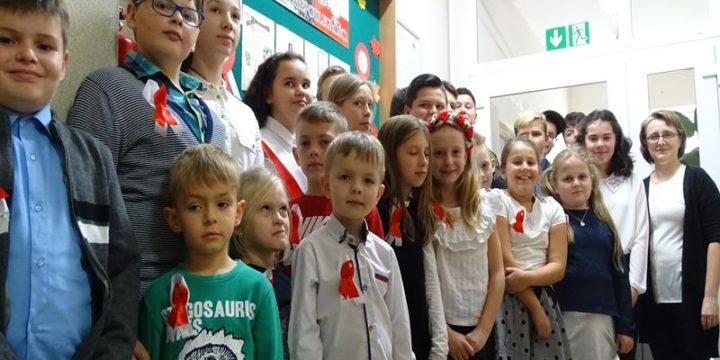 Uroczyste obchody 101 rocznicy odzyskania niepodległości